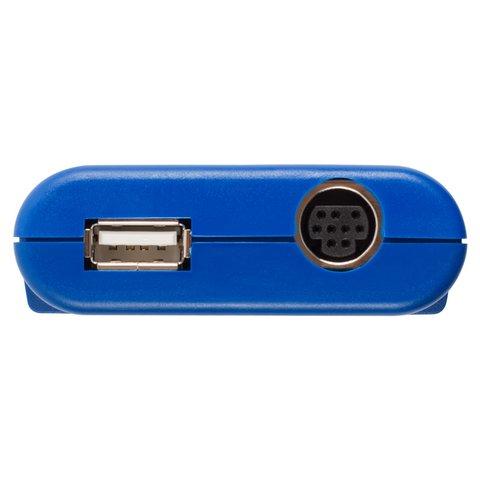 Автомобильный  iPod/USB/Bluetooth адаптер Dension Gateway Lite BT для VW / Skoda / Seat  (GBL3VW8) Превью 3