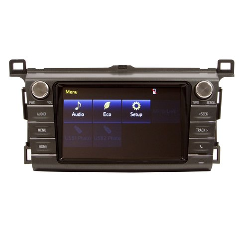 Touch 2 OEM Head Unit for Toyota RAV4 Preview 3