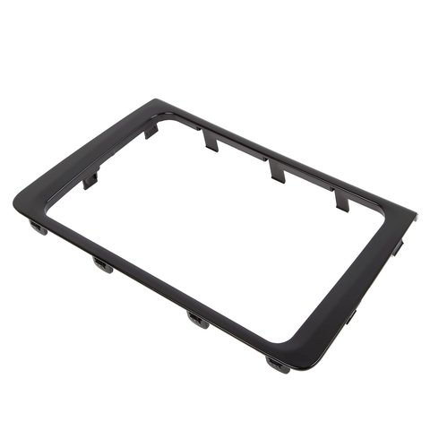 Monitor Trim Plate for Skoda 2013-14 MY for RCD510, RNS510, RCD310, RNS310, RNS315 (black) Preview 1