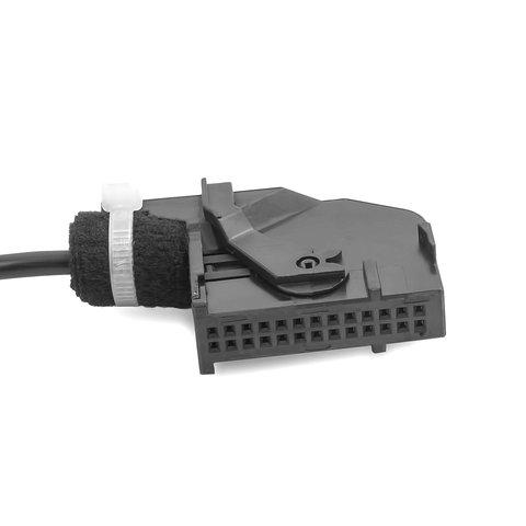 Штатная камера заднего вида для Volkswagen Scirocco 3, T5 Превью 2