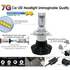 Car LED Headlamp Kit UP-7HL-H8W-4000Lm (H8, 4000 lm, cold white) - Preview 3