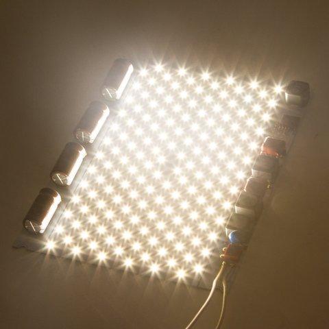 Модуль зі світлодіодами 164*124 мм 3000 лм 30 Вт (NW) 4000-4500K Прев'ю 1