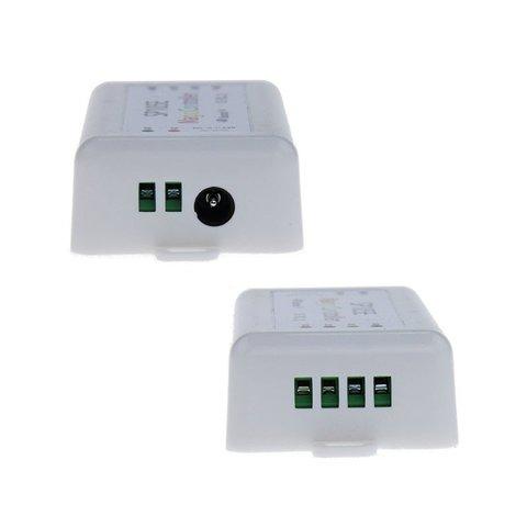Контролер з Bluetooth-управлінням SP105E (RGB, WS2801, WS2811, WS2812, WS2813 5-24 В) Прев'ю 2