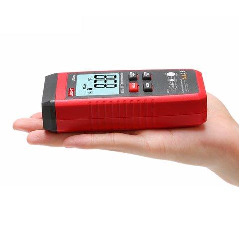 Інфрачервоний пірометр UNI-T UT306A Прев'ю 6
