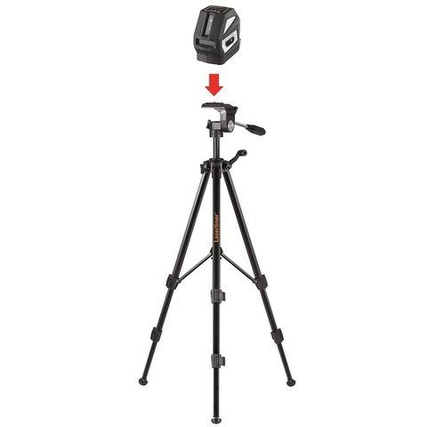 Штатив Laserliner FixPod 155 cm Прев'ю 1