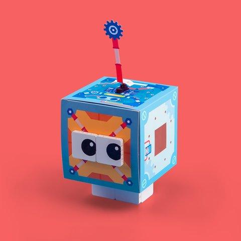STEAM-набір електронних блоків Makeblock Neuron Inventor Kit - Перегляд 22