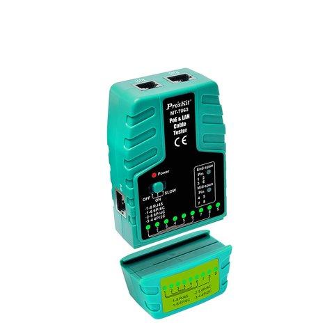 Тестер кабелю Pro'sKit MT-7063 Прев'ю 1