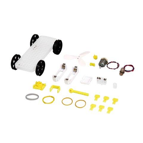 STEAM-конструктор Artec Електромобіль: паралельні та послідовні з'єднання - /*Photo|product*/