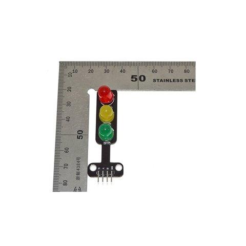LED-модуль для Arduino Світлофор 3,3 В-5 В Прев'ю 2