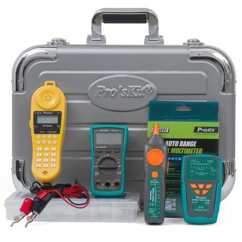Master Telecom Installation and Service Kit Pro'sKit PK-4023BM Preview 2