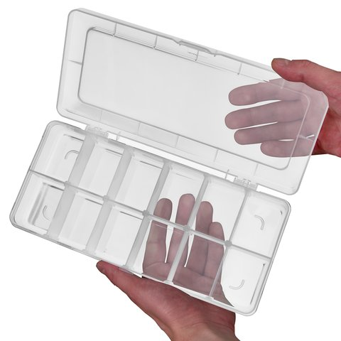 Utility Component Storage Box Pro'sKit 203-132F (260x115x43.5 mm) - Preview 3