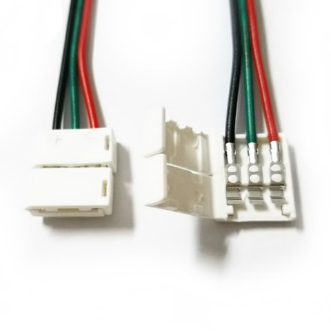 3-pin Connecting Cable for WS2811, WS2812 LED Strips Preview 1