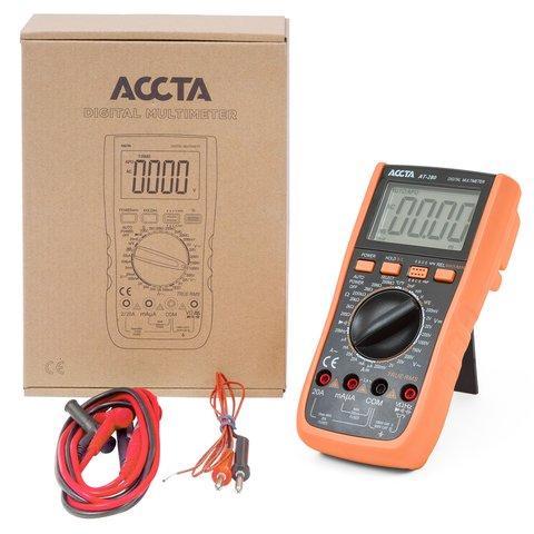 Digital Multimeter Accta AT-280 Preview 5