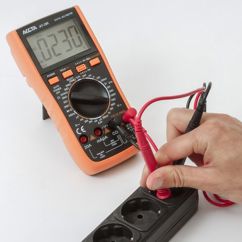 Digital Multimeter Accta AT-280 Preview 6